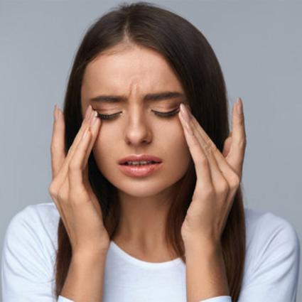 グルーアレルギーの症状